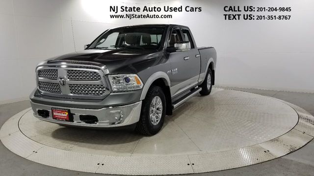 "2013 Ram 1500 4WD Quad Cab 140.5"" Laramie Jersey City NJ"