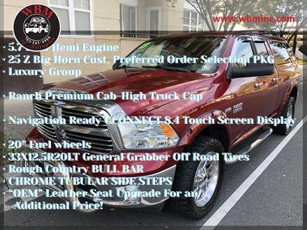 2013_Ram_1500_4x4 Quad Cab Big Horn_ Arlington VA