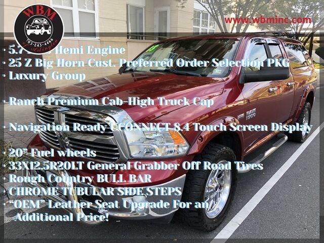 2013 Ram 1500 4x4 Quad Cab Big Horn Arlington VA