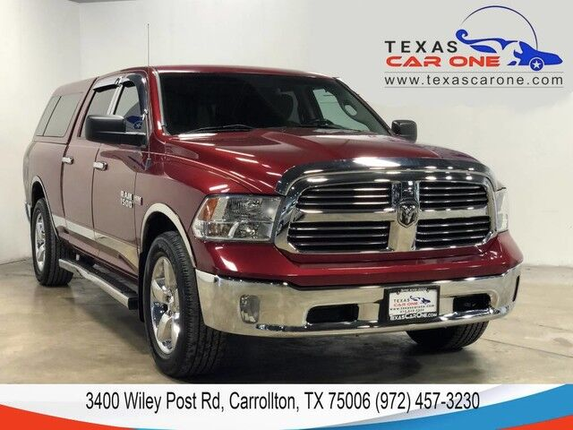2013 Ram 1500 BIG HORN CREW CAB 5.7L HEMI AUTOMATIC 20 INCH WHEELS TOWING HITCH TV ENTERTAINMENT Carrollton TX