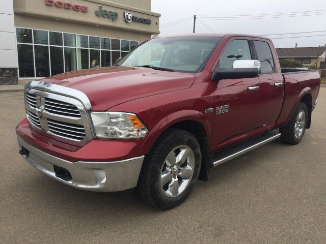 2013 Ram 1500 Big Horn 4x4 1 Owner Redwater AB