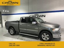 2013_Ram_1500_Big Horn **No Accidents** 1 Owner** Running Boards** Chrome Bed Rails** Remote Start** Chrome Package**_ Winnipeg MB