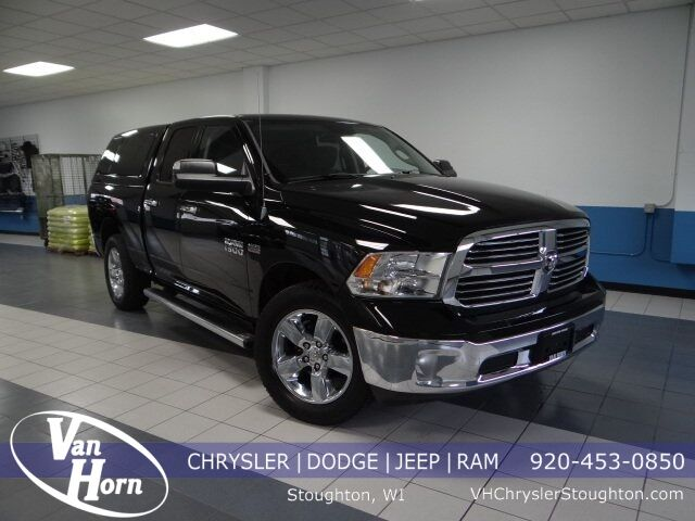 2013 Ram 1500 Big Horn Plymouth WI