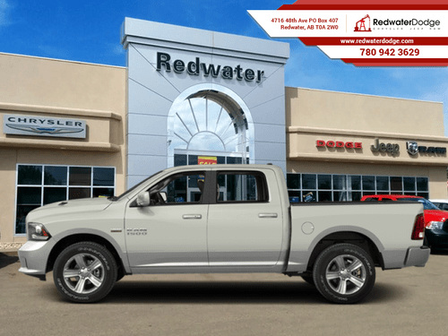 2013_Ram_1500_LARAMIE  - Leather Seats -  Cooled Seats - $217.34 B/W_ Redwater AB