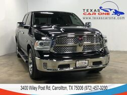 2013_Ram_1500_LARAMIE CREW CAB 5.7L HEMI NAVIGATION SUNROOF LEATHER REAR CAMERA KEYLESS START_ Carrollton TX