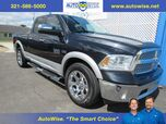 2013 Ram 1500 LARAMIE CREW CAB With Navigation