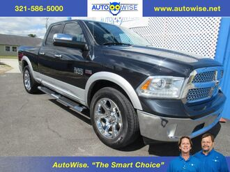 2013_Ram_1500 LARAMIE CREW CAB_With Navigation_ Melbourne FL