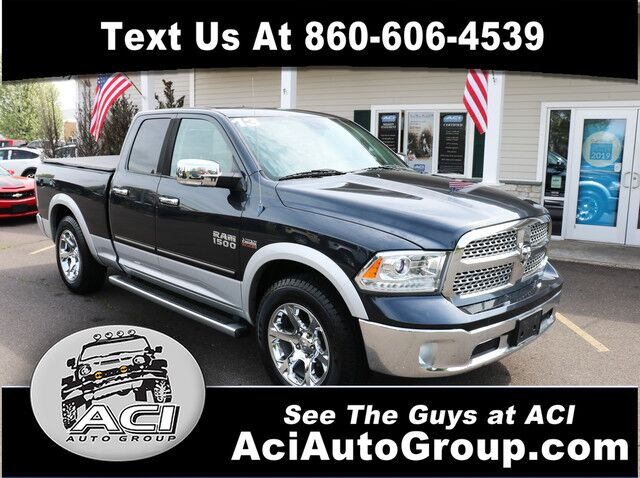 2013 Ram 1500 Laramie East Windsor CT