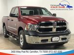 2013 Ram 1500 TRADESMAN QUAD CAB 4WD AUTOMATIC RUNNING BOARDS TOW HITCH ALLOY