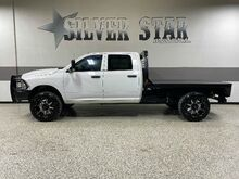2013_Ram_2500_4WD CrewCab Cummins FlatBed_ Dallas TX