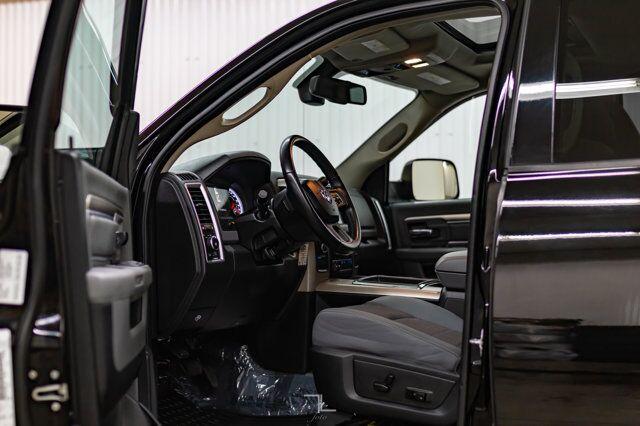 2013 Ram 2500 4x4 Crew Cab Outdoorsman HEMI Nav Roof BCam Red Deer AB