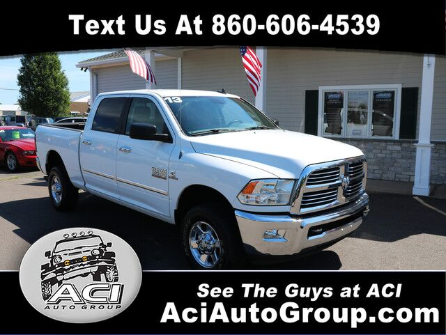 2013 Ram 2500 Big Horn East Windsor CT