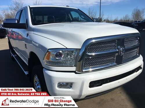 2013_Ram_2500_Laramie Longhorn  - Navigation -  Leather Seats - $325.62 B/W_ Redwater AB