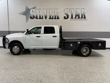 2013_Ram_3500_4WD FlatBed Cummins Cab&Chassies_ Dallas TX