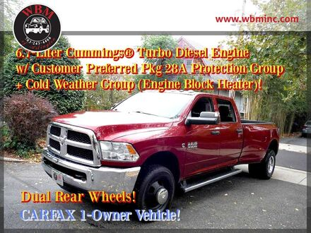 2013_Ram_3500_4x4 Crew Cab Tradesman DRW_ Arlington VA