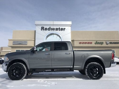 2013_Ram_3500_Laramie - Cummins Diesel - Fully Deleted - Sunroof_ Redwater AB
