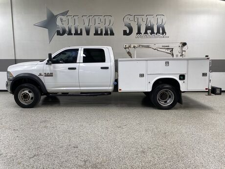 2013 Ram 4500 4WD Utility/Service Bed Cummins Dallas TX