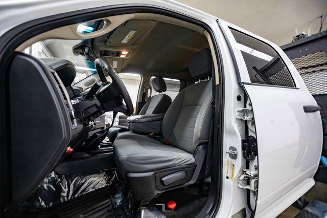 2013 Ram 4500 4x4 Crew Cab ST Diesel Manual Deck Red Deer AB