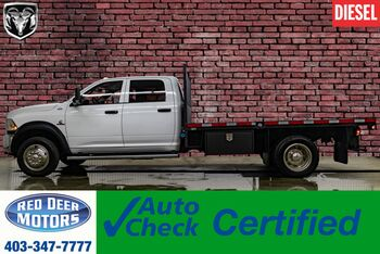 2013_Ram_4500_4x4 Crew Cab ST Diesel Manual Deck_ Red Deer AB