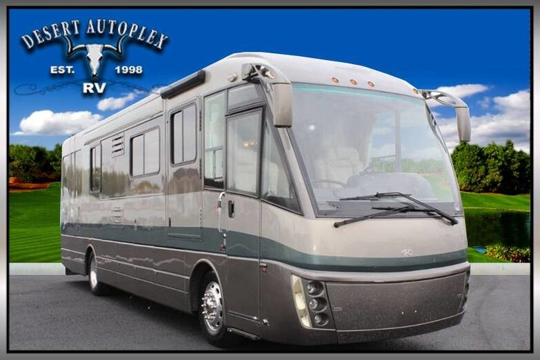 2013 Rexhall Rexair 375 Double Slide Class A Diesel RV Wheelchair Accessible Mesa AZ