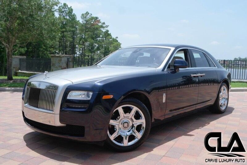 2013 Rolls-Royce Ghost  The Woodlands TX