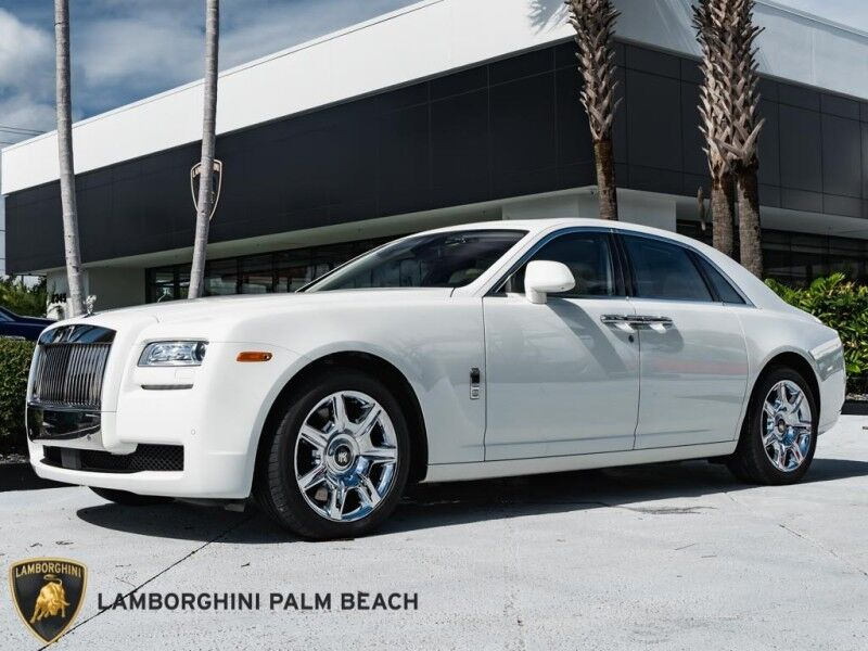 2013 Rolls-Royce Ghost West Palm Beach FL