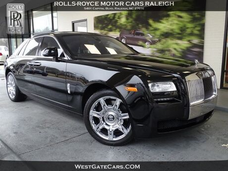 2013 Rolls-Royce Ghost 4DR SDN Raleigh NC