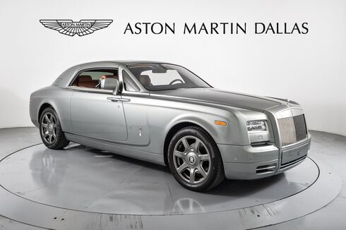 2013_Rolls-Royce_Phantom Coupe_AVIATOR_ Dallas TX
