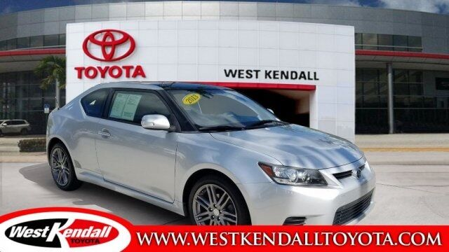 2013_Scion_tC__ Miami FL