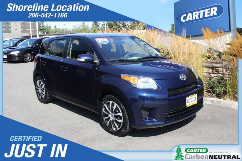 2013 Scion xD  Seattle WA