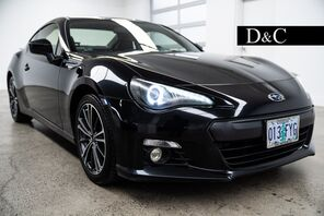 2013_Subaru_BRZ_Limited_ Portland OR
