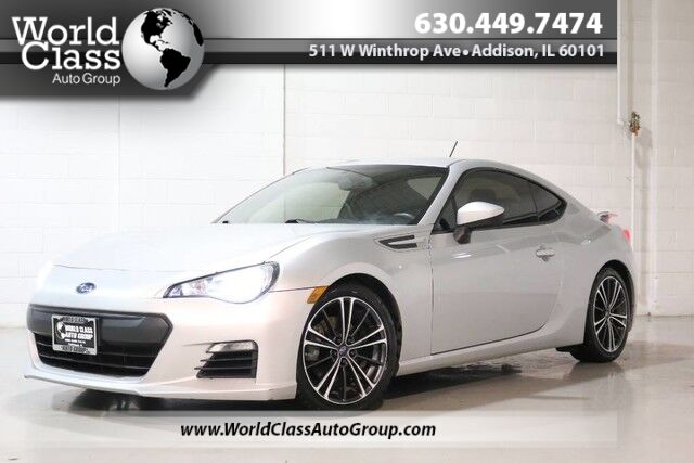 2013 Subaru BRZ Premium - SUPER CLEAN NAVIGATION ALLOY WHEELS PERFORMANCE PACKAGE MANUAL TRANSMISSION K&N AIR INTAKE CUSTOM EXHAUST Chicago IL