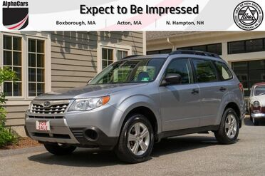 2013_Subaru_Forester_2.5X_ Boxborough MA