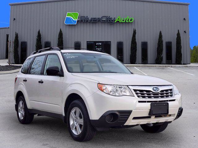 2013 Subaru Forester 2.5X Chattanooga TN