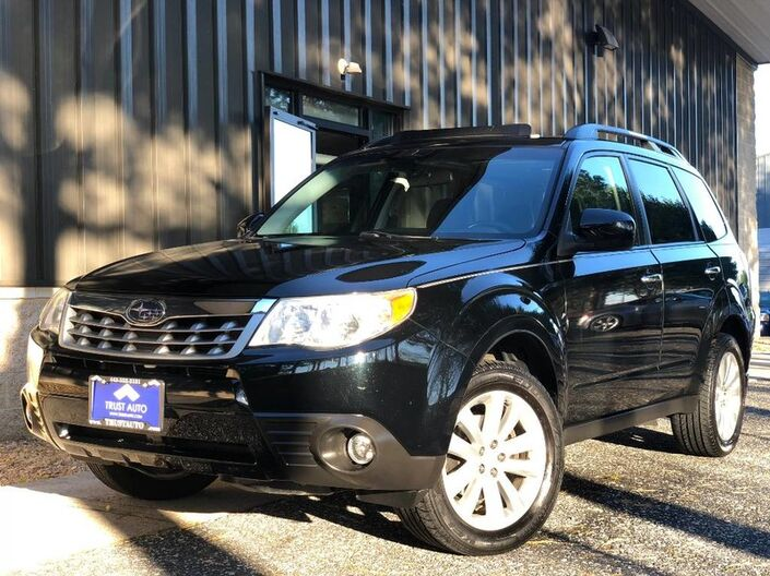 2013 Subaru Forester 2.5X Limited AWD Sykesville MD