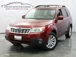 2013 Subaru Forester 2.5X Limited DFI / 2.5L 4-Cyl Boxer Engine / AWD / Panoramic Sunroof