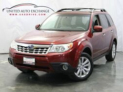 2013_Subaru_Forester_2.5X Limited DFI / 2.5L 4-Cyl Boxer Engine / AWD / Panoramic Sunroof_ Addison IL