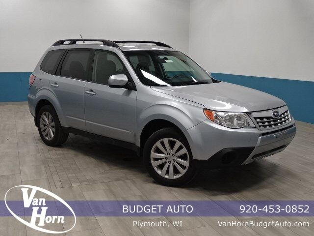 2013 Subaru Forester 2.5X Plymouth WI