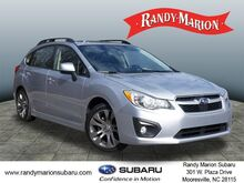 2013_Subaru_Impreza_2.0i_ Hickory NC