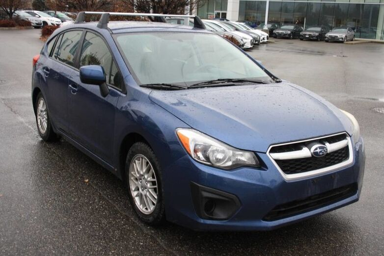 2013 Subaru Impreza 2.0i w/Touring Pkg, Includes Winter Tires Kelowna BC