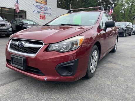 2013 Subaru Impreza Base 5-Door Ulster County NY