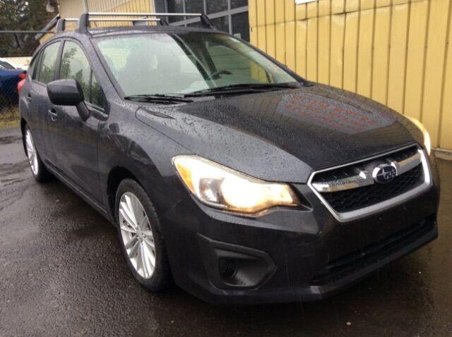 2013 Subaru Impreza Premium Plus 5-Door+S/R Spokane WA