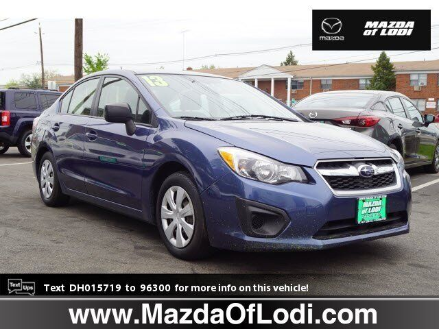 2013 Subaru Impreza Sedan  Lodi NJ