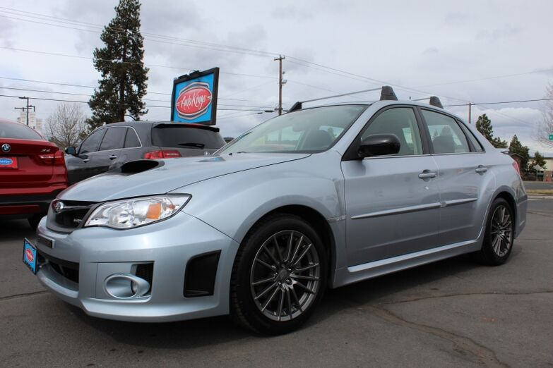 2013 Subaru Impreza Sedan WRX Bend OR