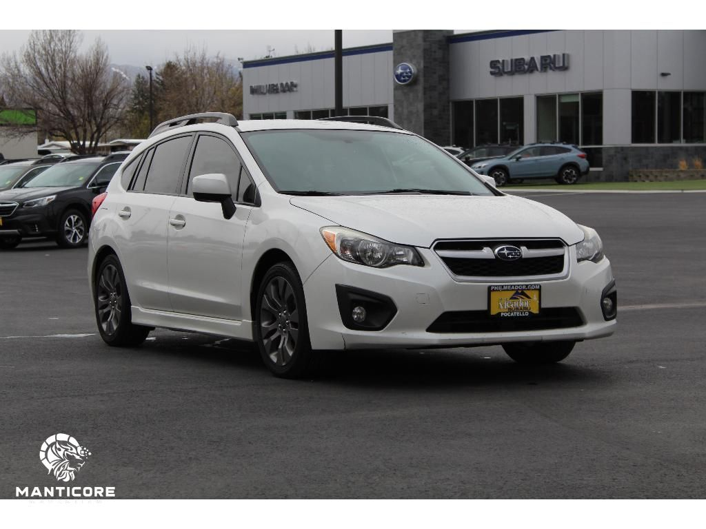 2013 Subaru Impreza Sport-Ltd Pocatello ID