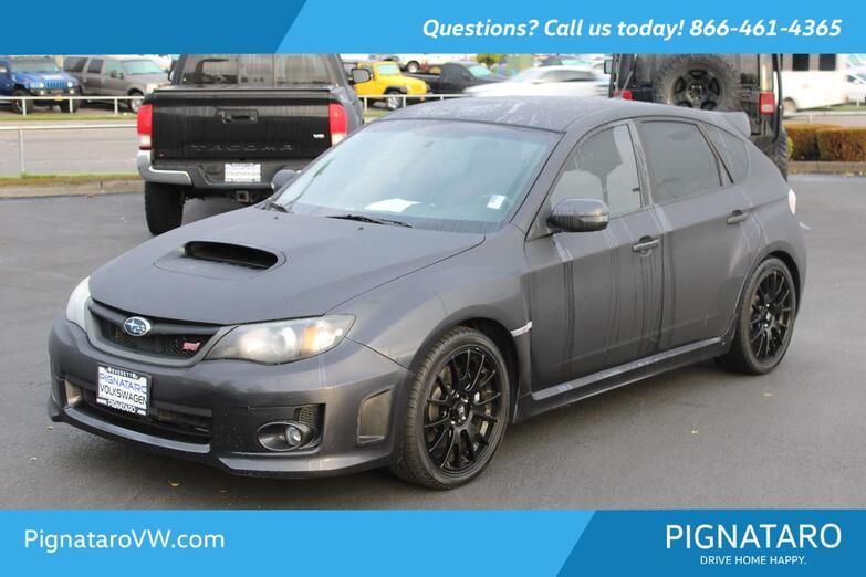 2013 Subaru Impreza WRX STi Everett WA