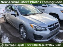 2013 Subaru Impreza Wagon 2.0i Premium South Burlington VT