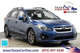 2013_Subaru_Impreza Wagon_2.0i SPORT PREMIUM AWD AUTOMATIC HEATED SEATS PADDLE SHIFTERS ALLOY WHEELS_ Carrollton TX