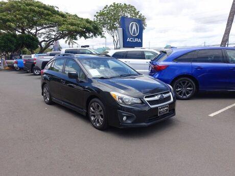 2013 Subaru Impreza Wagon 5dr Auto 2.0i Sport Limited Kahului HI