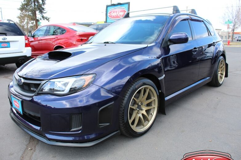 2013 Subaru Impreza Wagon WRX Bend OR